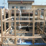T様邸御堂 建て方 3月28日