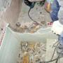 【施工中】M様邸 浴室解体