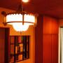 玄関ホール(照明器具)