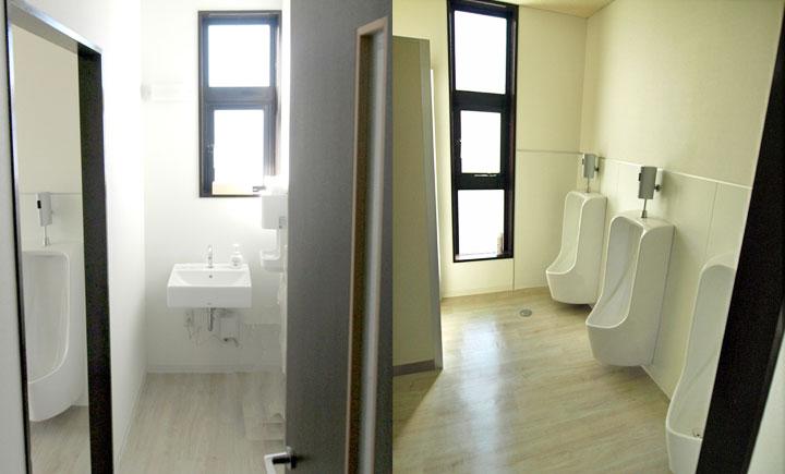 T事務所トイレ